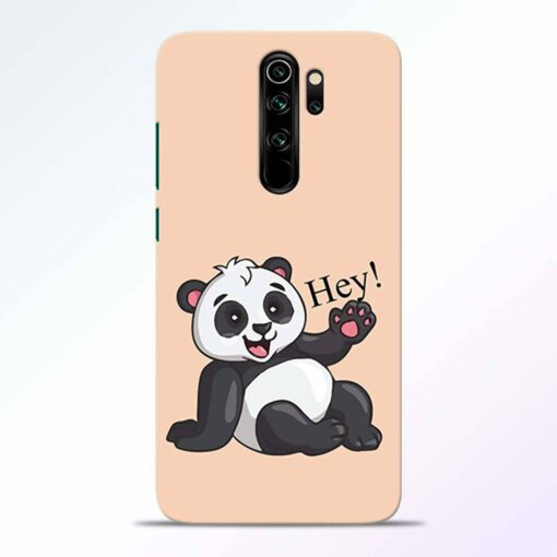 Hey Panda Redmi Note 8 Pro Back Cover