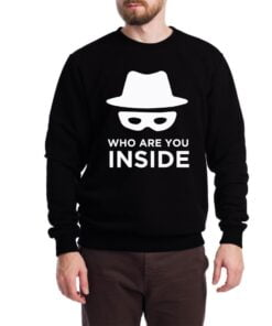 Inside Sweatshirt for Men