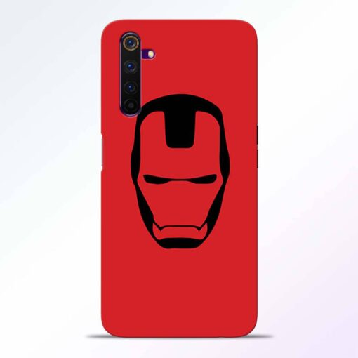 Iron Face Realme 6 Pro Back Cover