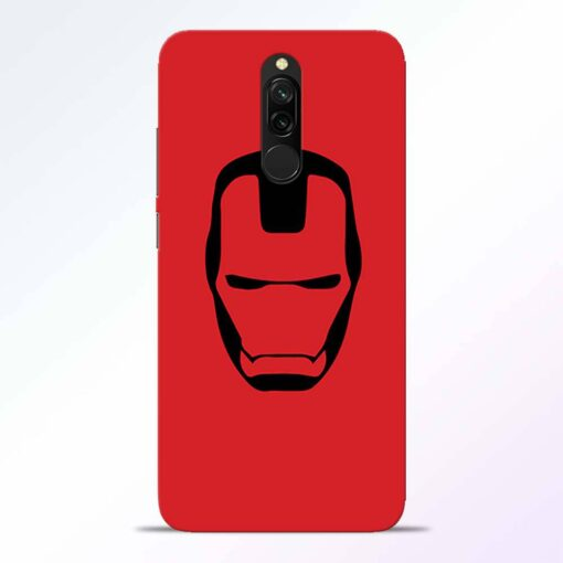 Iron Face Redmi 8 Back Cover