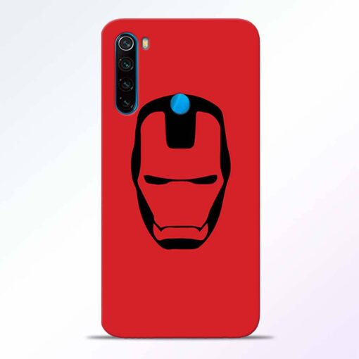 Iron Face Redmi Note 8 Back Cover