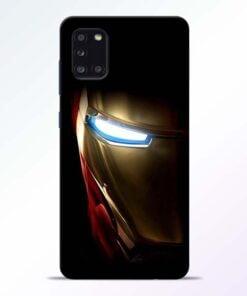 Iron Man Samsung Galaxy A31 Mobile Cover - CoversGap