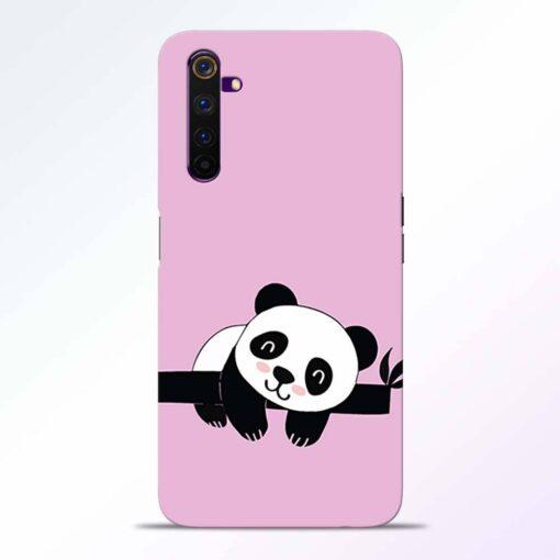 Lazy Panda Realme 6 Back Cover