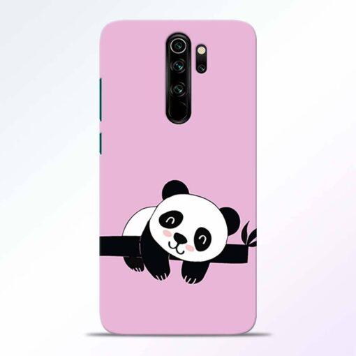Lazy Panda Redmi Note 8 Pro Back Cover