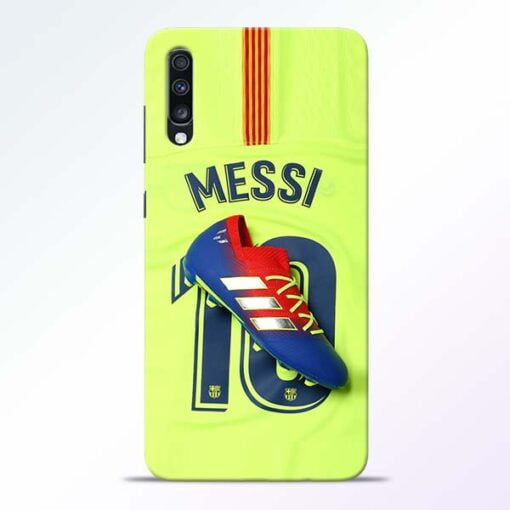 Leo Messi Samsung Galaxy A70 Mobile Cover - CoversGap