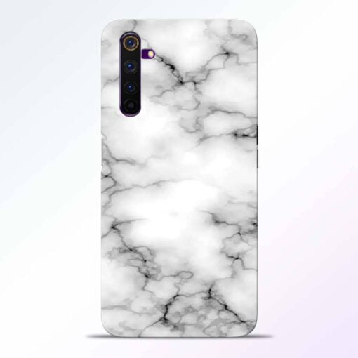 Marble Realme 6 Pro Back Cover
