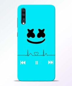 Marshmello Song Samsung Galaxy A70 Mobile Cover - CoversGap