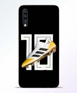 Messi 10 Samsung Galaxy A70 Mobile Cover - CoversGap