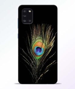 Mor Pankh Samsung Galaxy A31 Mobile Cover - CoversGap
