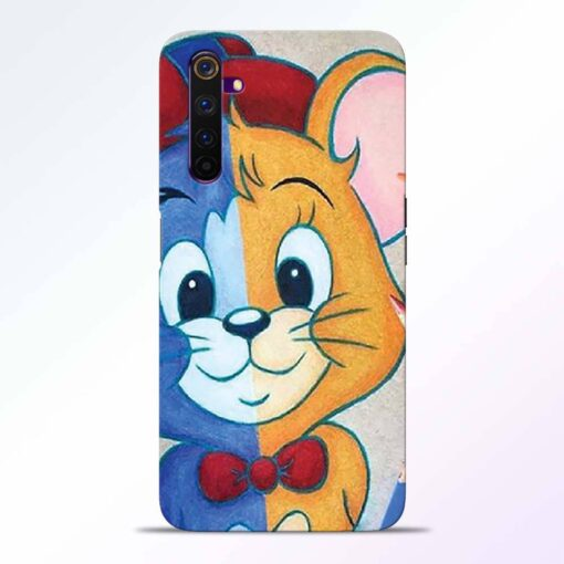 Mouse Face Realme 6 Pro Back Cover