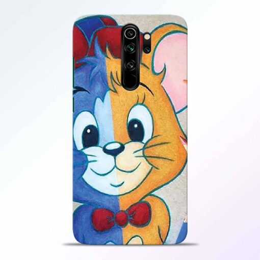 Mouse Face Redmi Note 8 Pro Back Cover