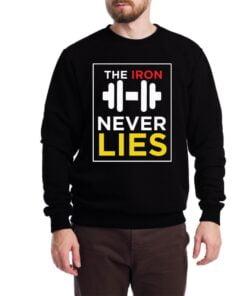 Never Lies Sweatshirt for Men