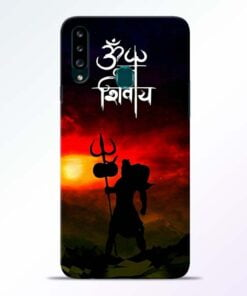 Om Mahadev Samsung Galaxy A20s Mobile Cover - CoversGap