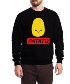 Potato Sweatshirt for Men
