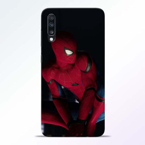 Spiderman Samsung Galaxy A70 Mobile Cover - CoversGap