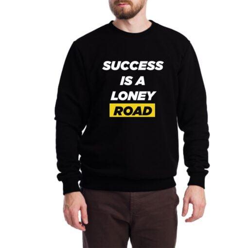 Success Road Sweatshirt for Men