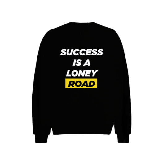 Success Road Men Sweatshirt