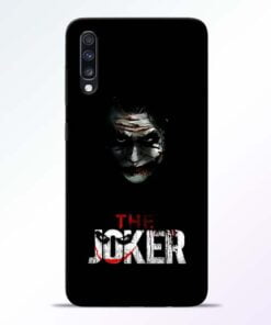 The Joker Samsung Galaxy A70 Mobile Cover - CoversGap