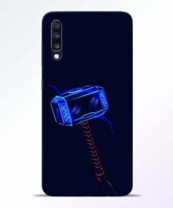 Thor Hammer Samsung Galaxy A70 Mobile Cover - CoversGap