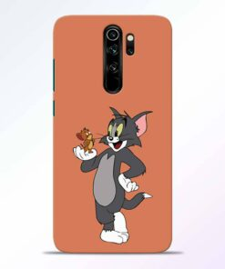Tom Smile Redmi Note 8 Pro Back Cover