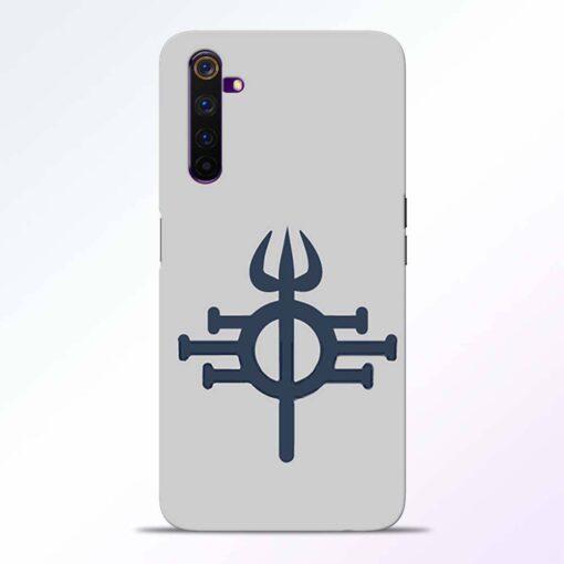 Trident Shiva Realme 6 Back Cover