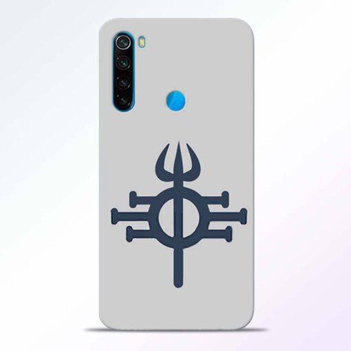 Trident Shiva Redmi Note 8 Back Cover