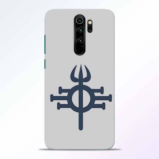 Trident Shiva Redmi Note 8 Pro Back Cover