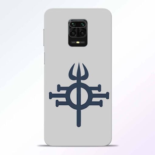 Trident Shiva Redmi Note 9 Pro Back Cover