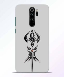 Trishul Eye Redmi Note 8 Pro Back Cover