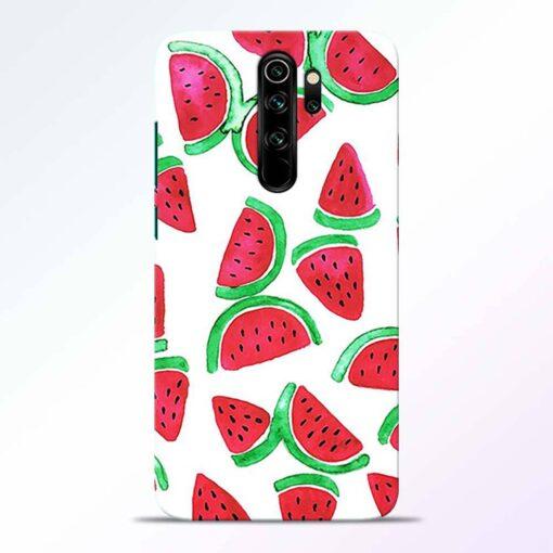 Watermelon Pattern Redmi Note 8 Pro Back Cover