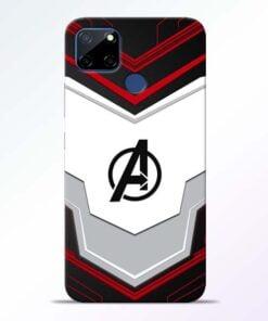 Avenger Endgame Realme C12 Back Cover - CoversGap