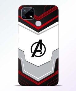 Avenger Endgame Realme Narzo 20 Back Cover - CoversGap