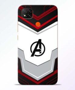 Avenger Endgame Redmi 9 Back Cover - CoversGap