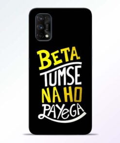 Beta Tumse Na Realme 7 Pro Back Cover - CoversGap