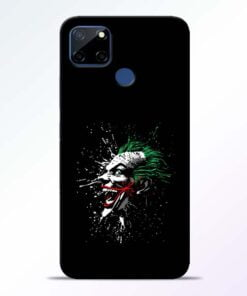 Crazy Joker Realme C12 Back Cover - CoversGap