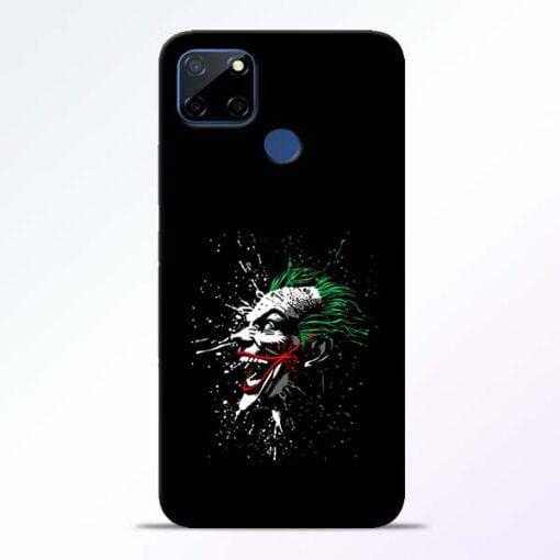 Crazy Joker Realme C12 Back Cover - CoversGap