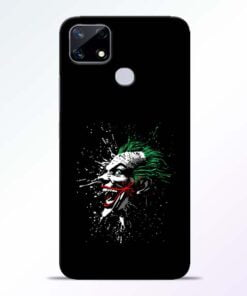 Crazy Joker Realme Narzo 20 Back Cover - CoversGap