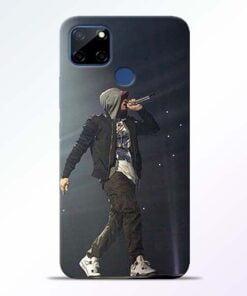 Eminem Style Realme C12 Back Cover - CoversGap