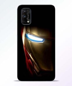 Iron Man Realme 7 Pro Back Cover - CoversGap