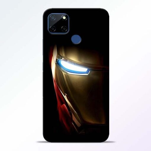 Iron Man Realme C12 Back Cover - CoversGap