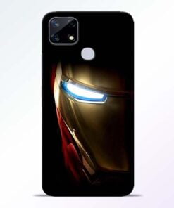 Iron Man Realme Narzo 20 Back Cover - CoversGap