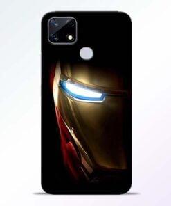 Iron Man Realme Narzo 20 Back Cover - CoversGap