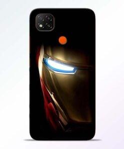 Iron Man Redmi 9 Back Cover - CoversGap