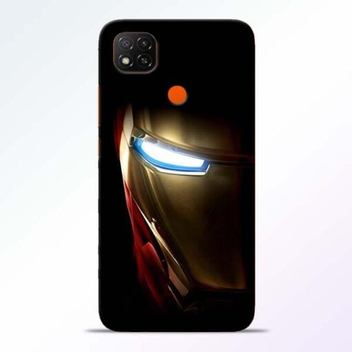 Iron Man Redmi 9 Back Cover - CoversGap