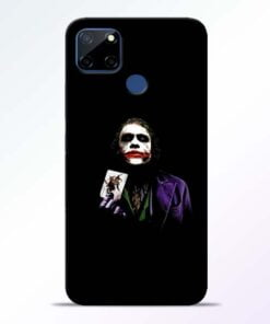 Joker Card Realme C12 Back Cover - CoversGap