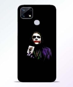 Joker Card Realme Narzo 20 Back Cover - CoversGap