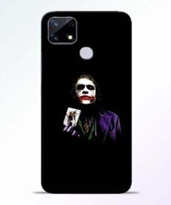Joker Card Realme Narzo 20 Back Cover - CoversGap