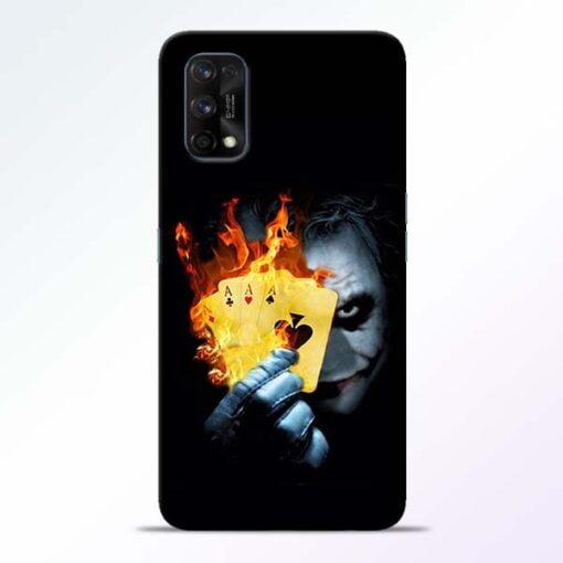 Joker Shows Realme 7 Pro Back Cover - CoversGap