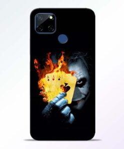 Joker Shows Realme C12 Back Cover - CoversGap