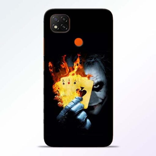 Joker Shows Redmi 9 Back Cover - CoversGap